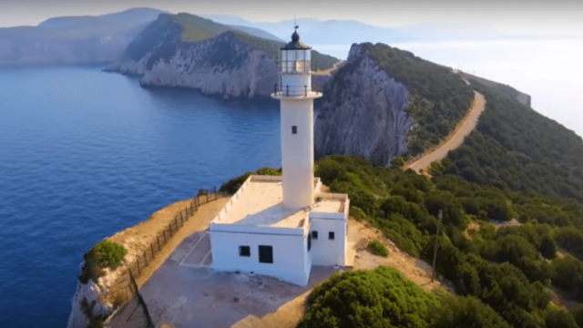 Summer dream – an aerial video from Lefkada