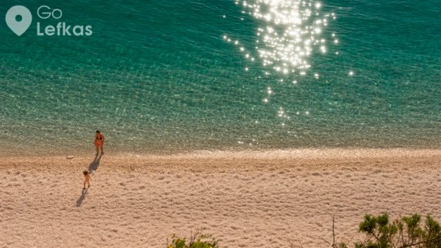 Bloggers love Lefkada – The Greek Island with the Blueest Water in the World
