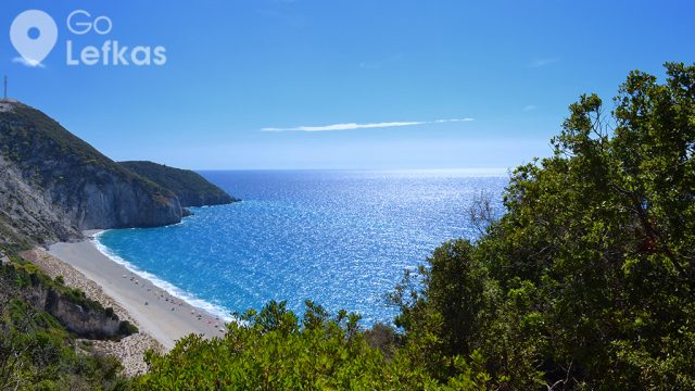 Travellers' Choice Awards 2018: Milos beach in Lefkas in the top 10 list of the best greek beaches