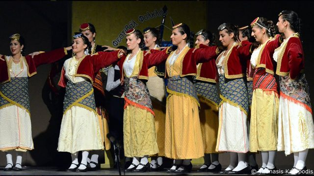 Lefkas International Folklore Festival received the EFFE Label 2017-2018
