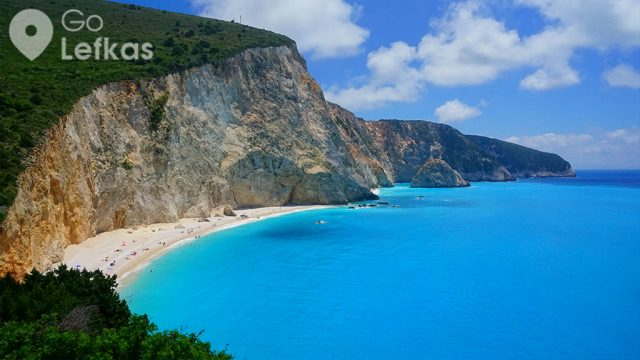 Porto Katsiki one of the 20 amazing cliffside beaches around the world in cnn-travel's list