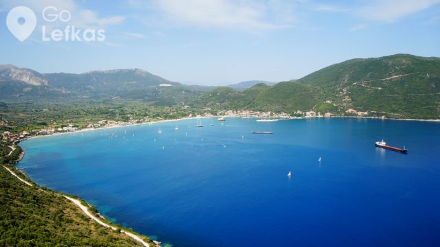 The world's 20 greatest beaches: Lefkada, the best for water sports