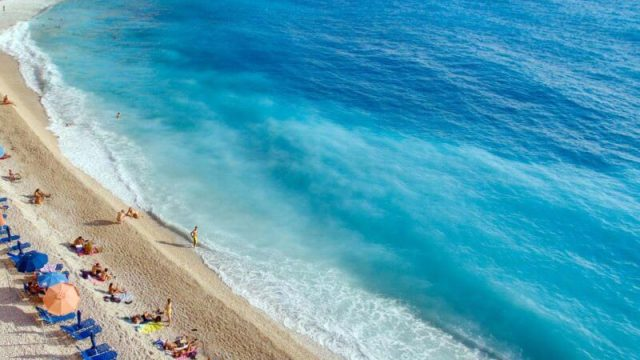 Egremnoi beach – The Bluest Water in the World